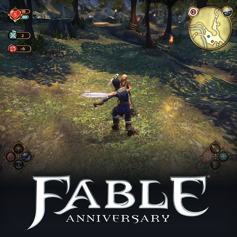 Fable Anniversary - HUD