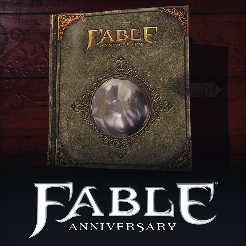 Fable Anniversary - Frontend Menu
