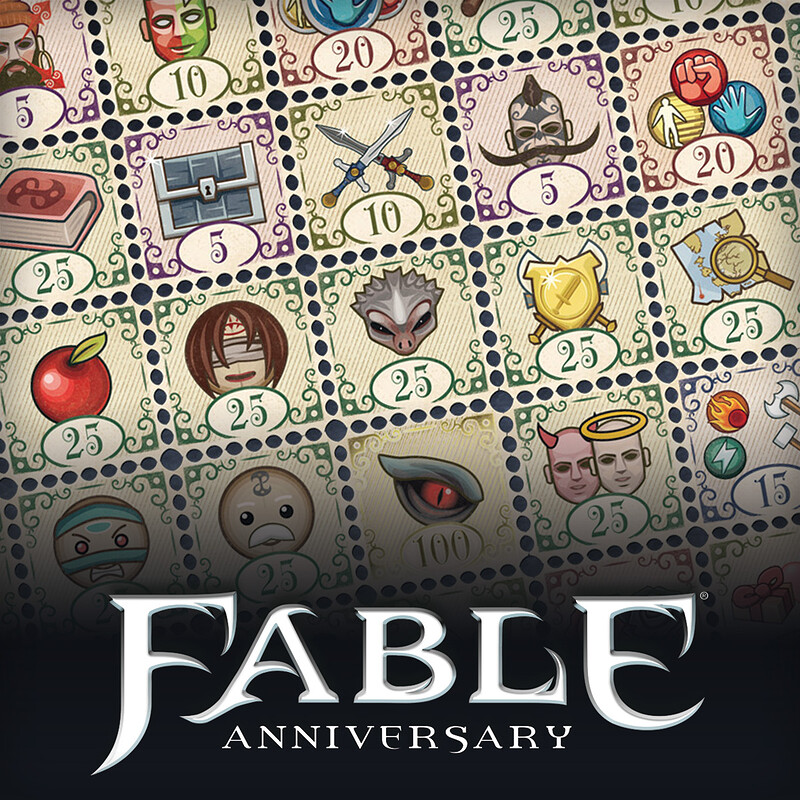 Fable Anniversary - Achievement Icons