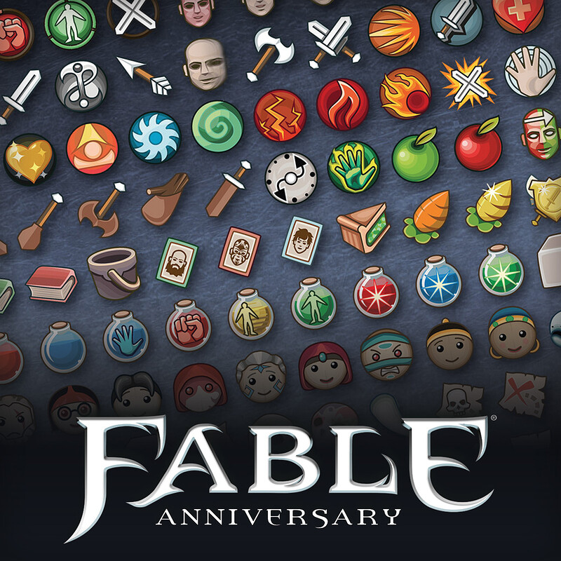 Fable Anniversary - Icons