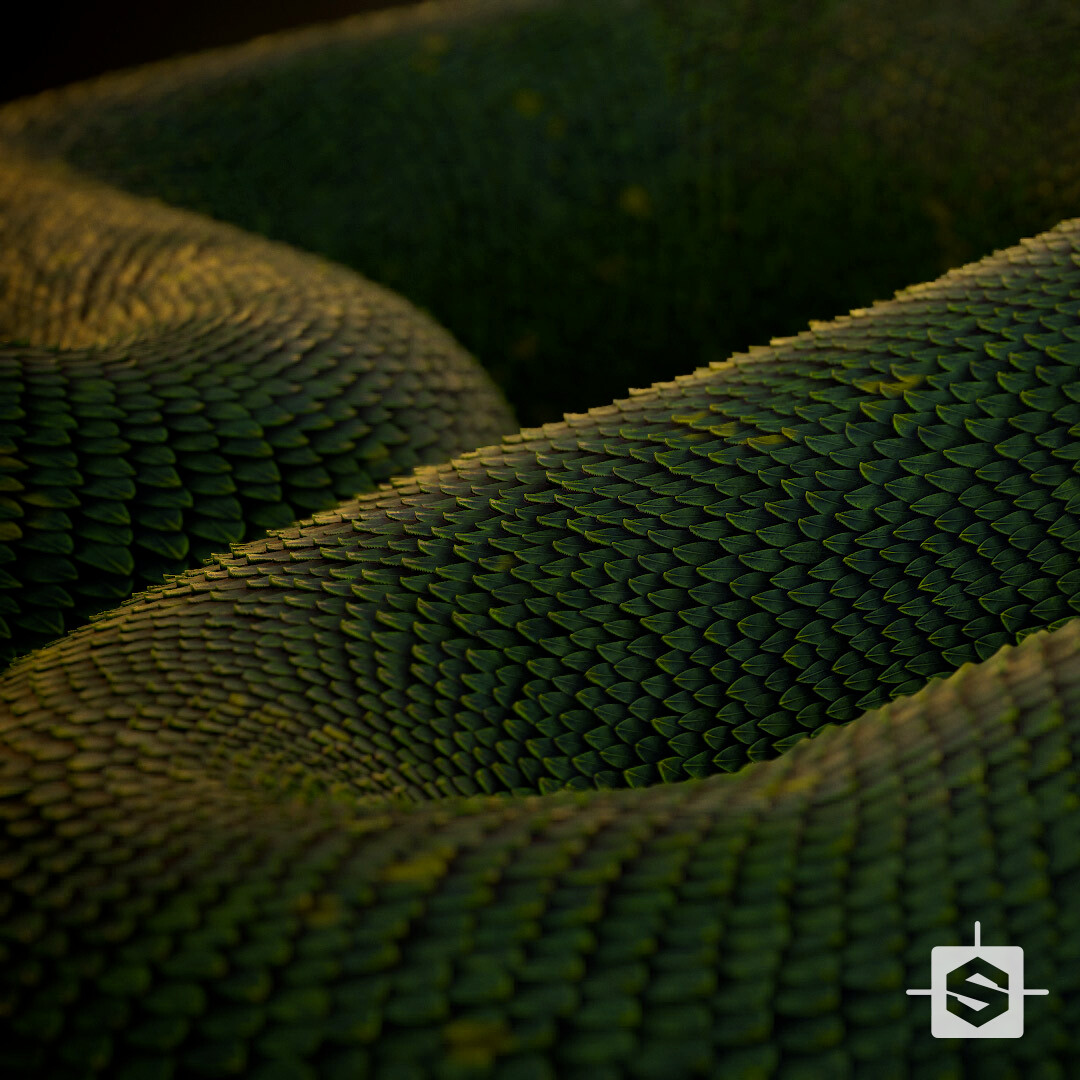 Substance - Snake Scales