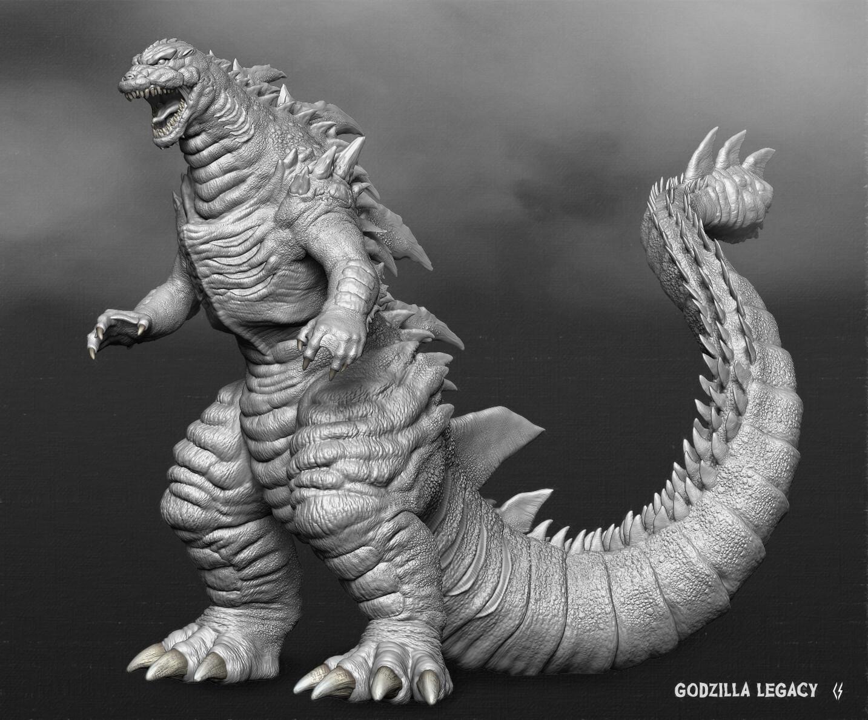 Godzilla Legacy