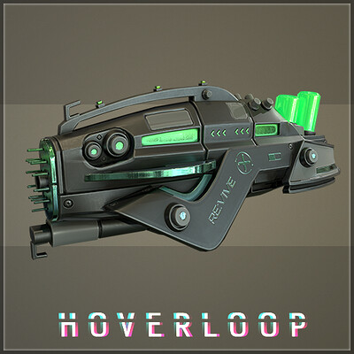 Hoverloop Item Collection
