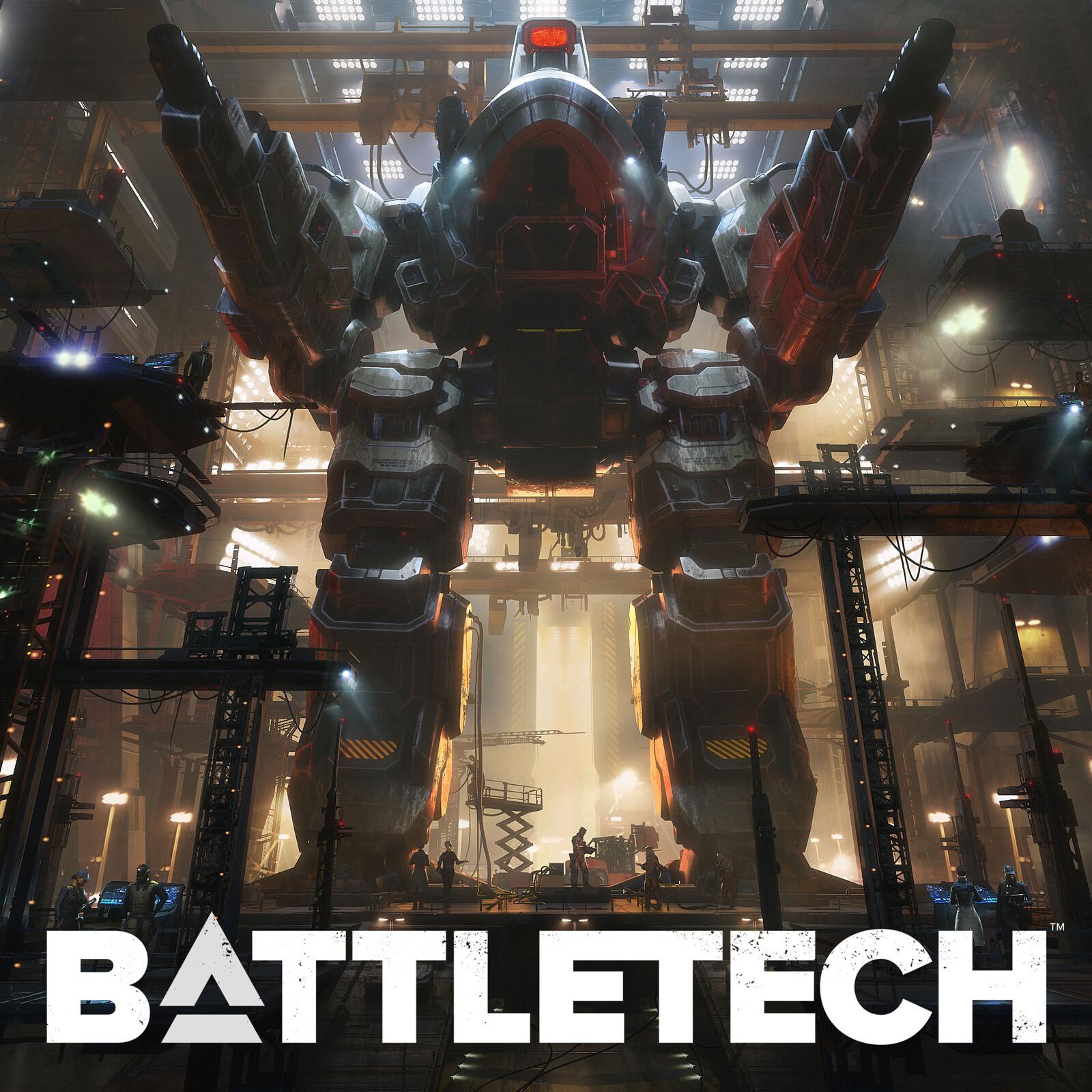 Battletech: Heavy Metal (2019)