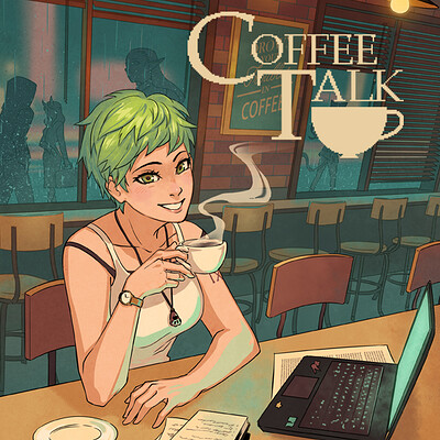 Ann maulina coffee talk 2