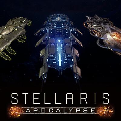 STELLARIS Apocalypse  - Titans vol.1