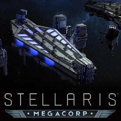 STELLARIS MegaCorp - Megastructures