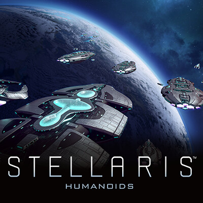 STELLARIS - Humanoid species pack ships