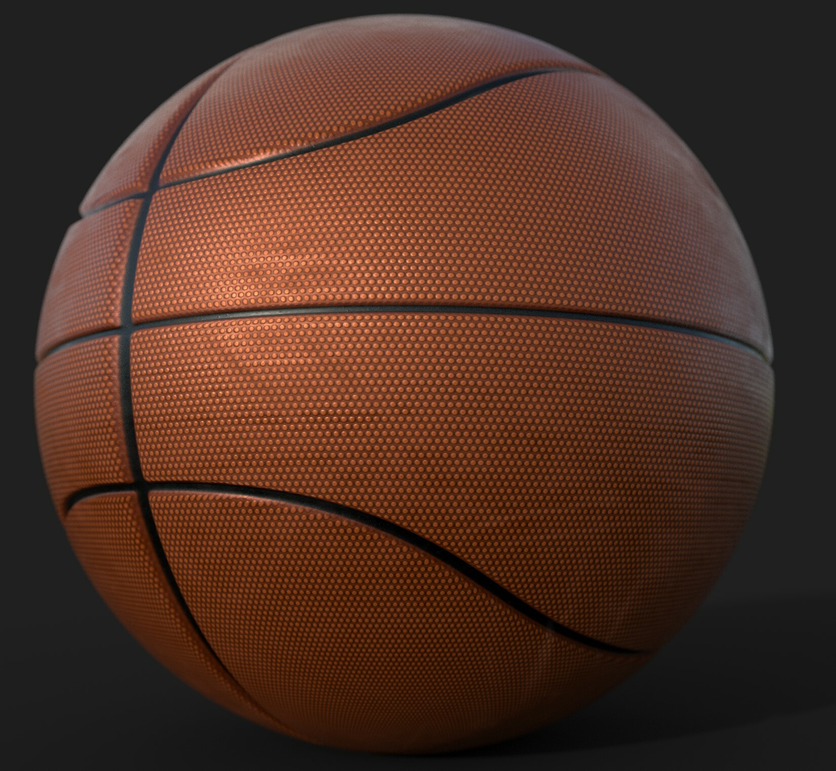 Procedural BasketBall  (And Tennis Ball) - Substance Designer