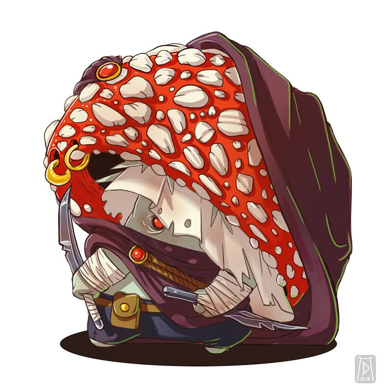 Mushroom Scoundrel