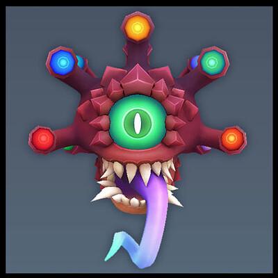 Chema samaniego beholder avatar