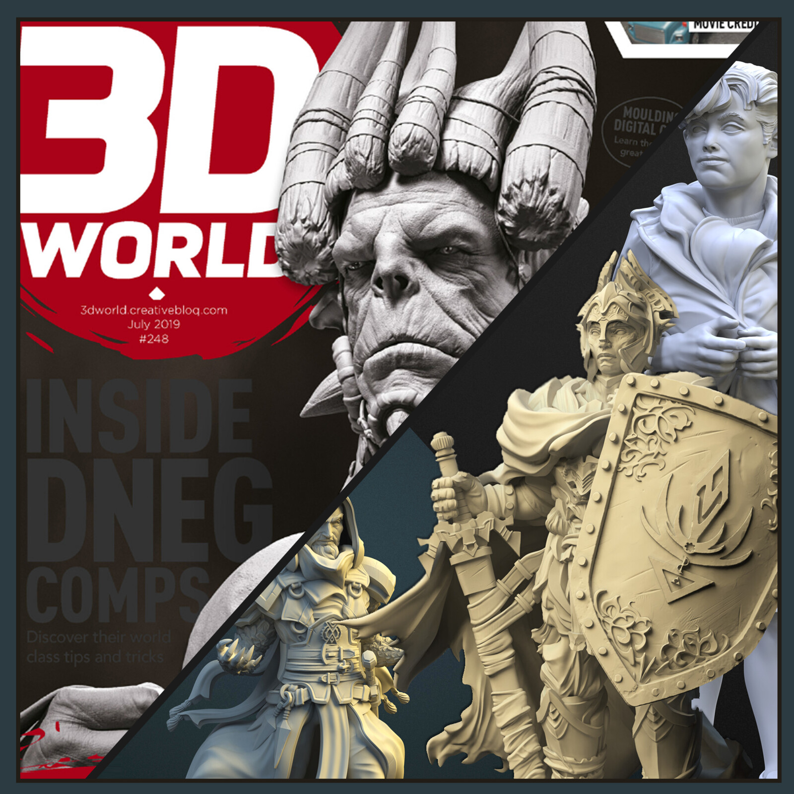 3D_World Magazine My 2019_Succses 07-01 Issue