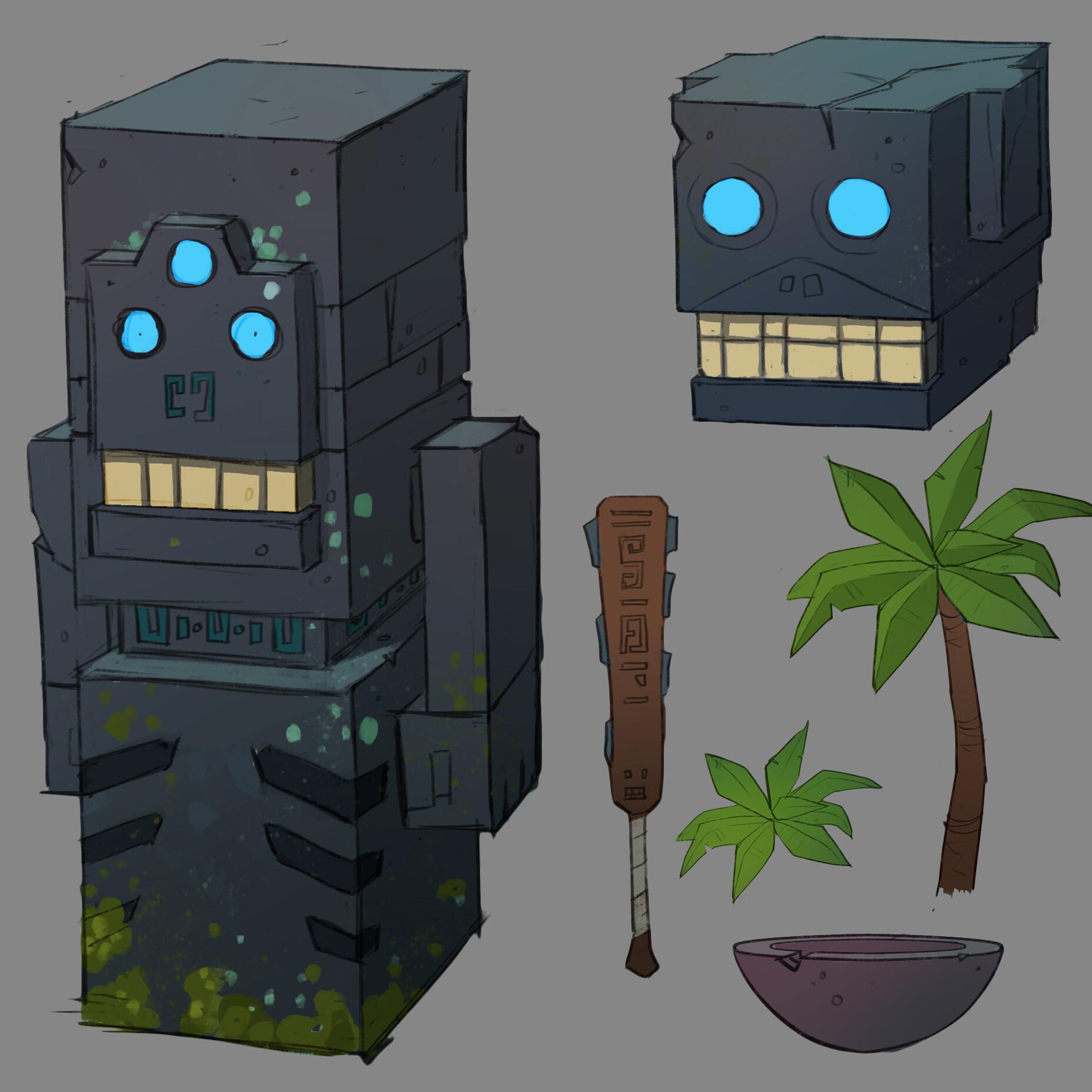 Aztec Ruins: Unreleased Endless Runner