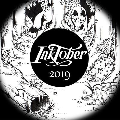 Meagen ruttan inktober 2019 artstation thumbnail