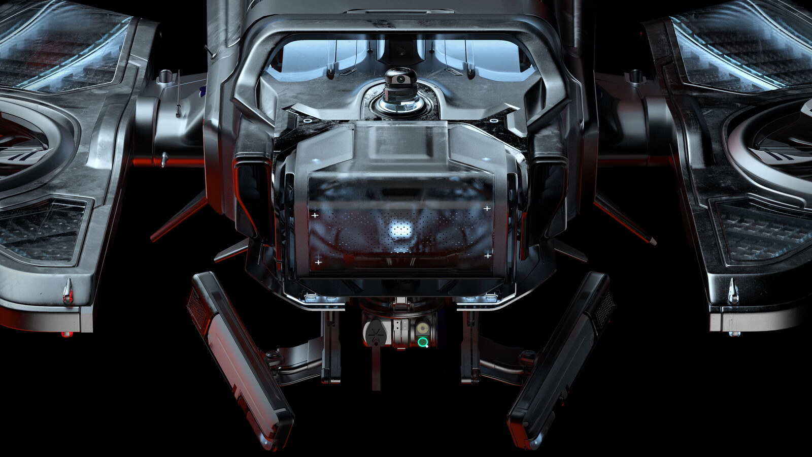 Strix Division Autonomous Air Ambulance SDA01