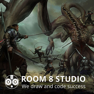 Room 8 studio 400x400 artstation preview 1