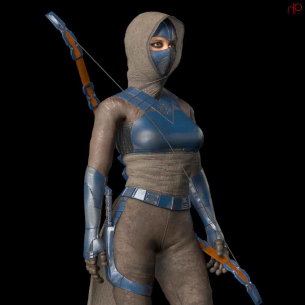 Vanguard Archer