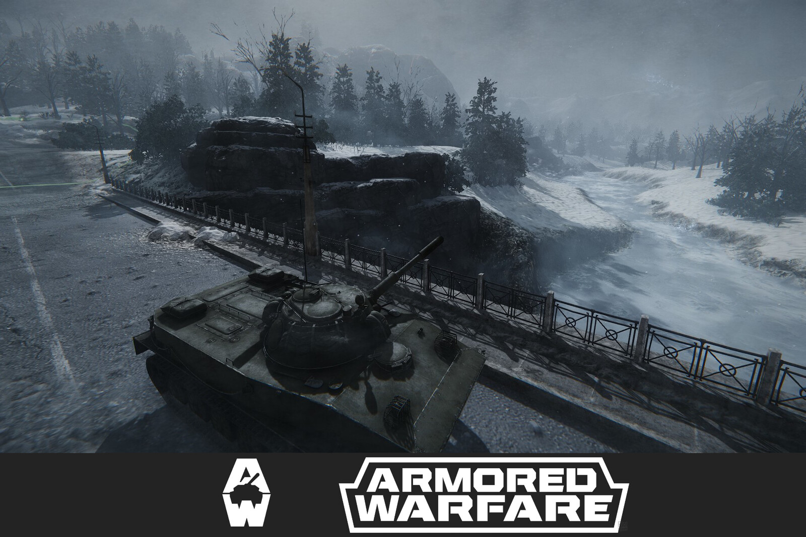 Armored Warfare World Building