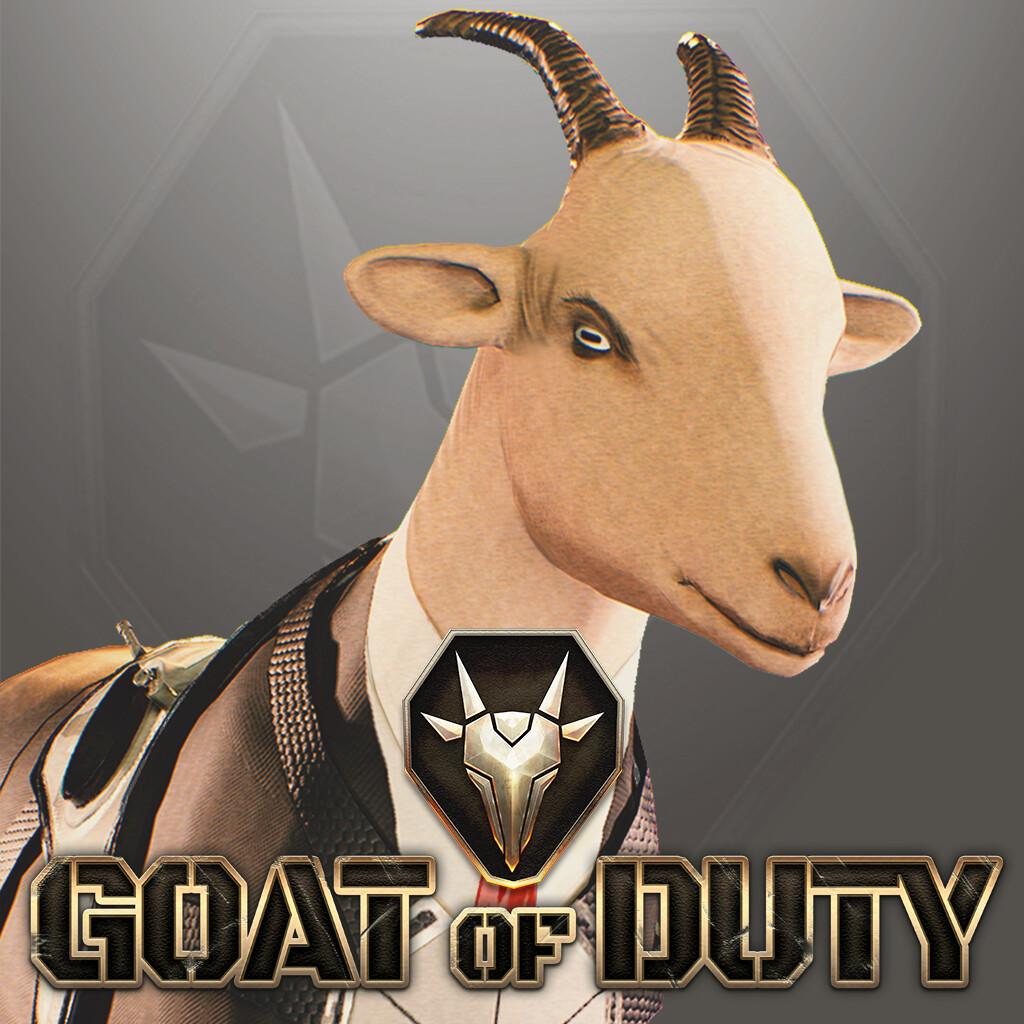Goat of Duty - Character skin