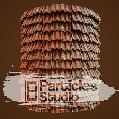 Substance Designer - Roof Tiles