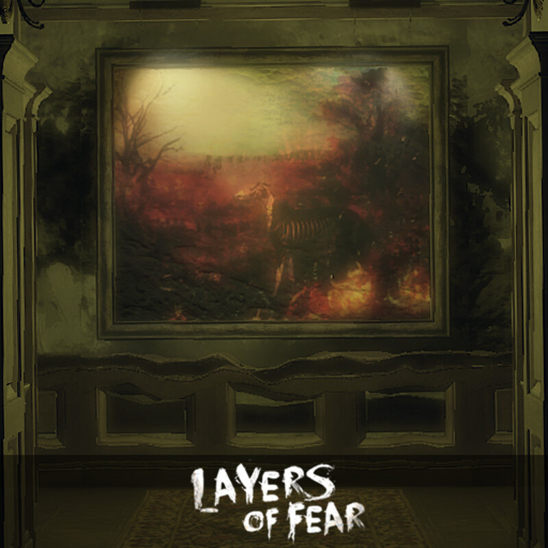 Layers of Fear - Environments | Level Design | Level Art | 1