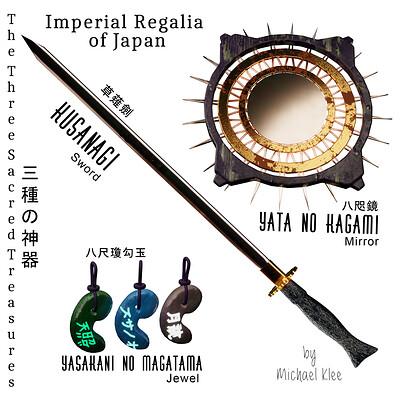 Michael klee japan imperial signs