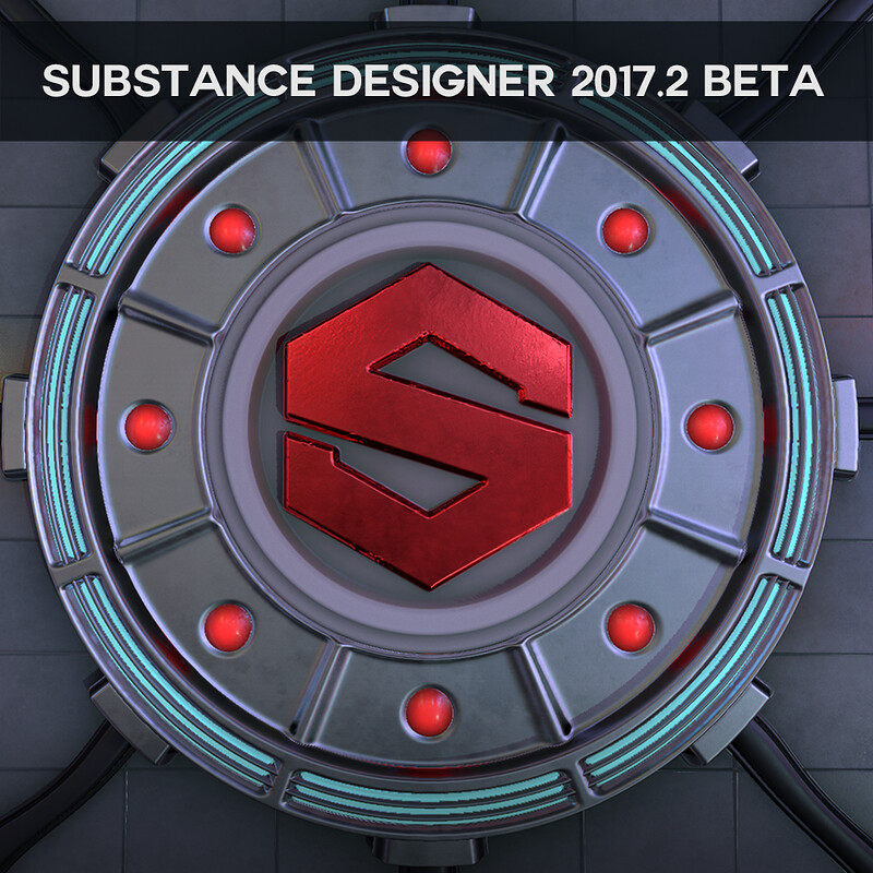 Substance Designer 2017.2 Beta