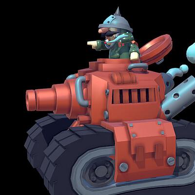Chema samaniego tank avatar