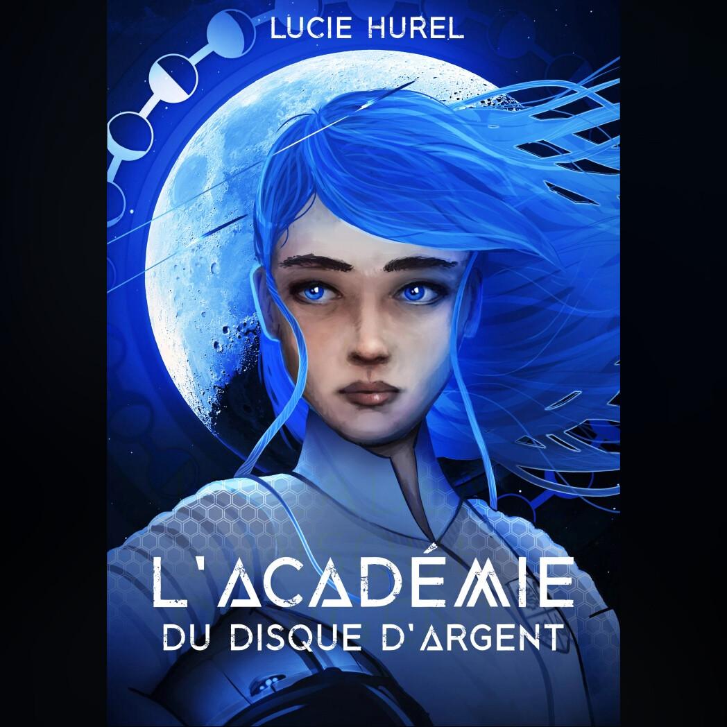 """Book Cover for """" L'Académie du Disque d'Argent """""""
