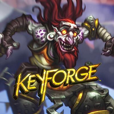 Keyforge - Stilt Kin