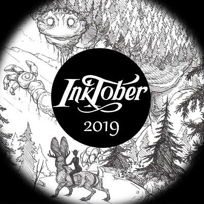 Meagen ruttan inktober 2019 artstation thumbnail part 3