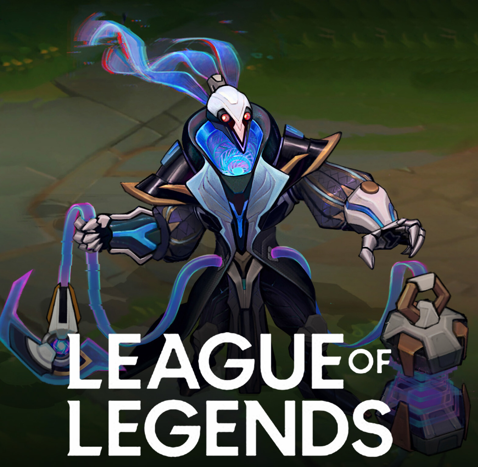 Moxuan Zhang Pulsefire Thresh Concept For League Of Legends Track and get notified when league of legends skin, pulsefire thresh, goes on sale. moxuan zhang pulsefire thresh concept