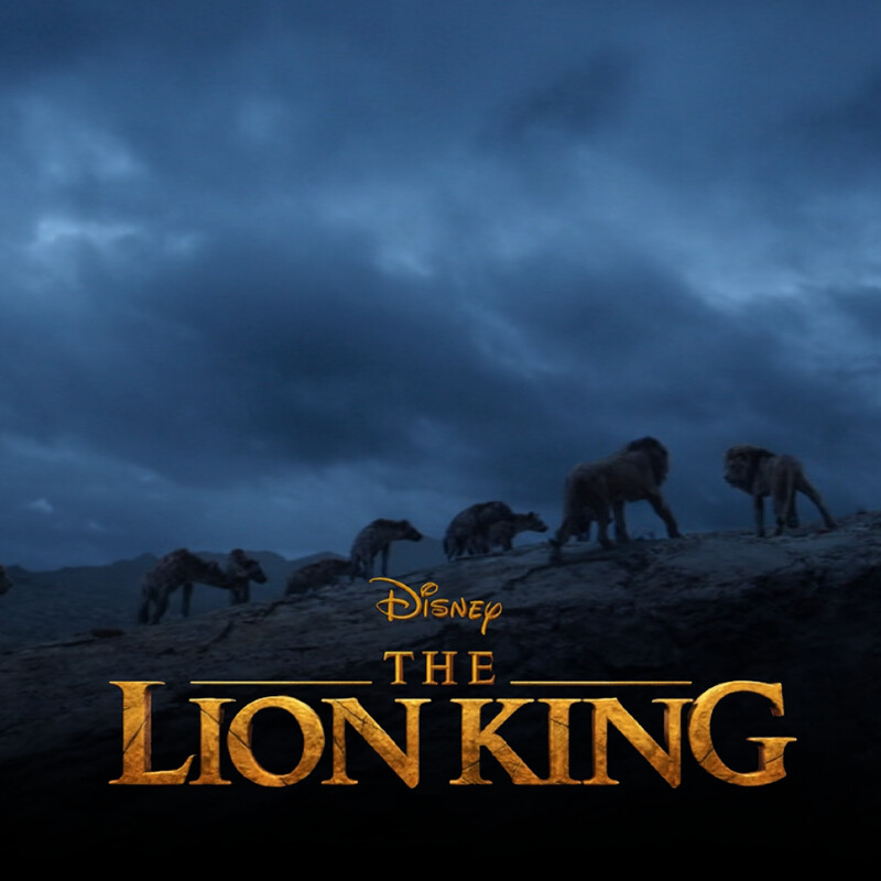 Disney - The Lion King 2019