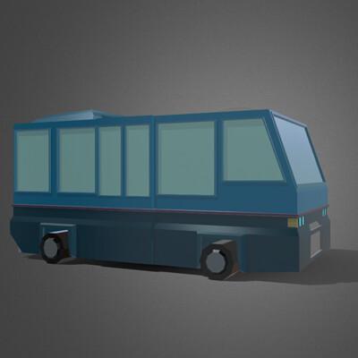 Tuna bozankaya bus