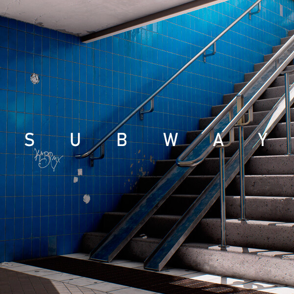 Subway (UE4)