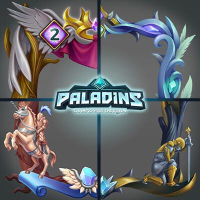 Loading Frames_ Paladins Season 2