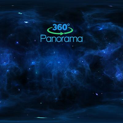 Tim barton skybox with pano logo