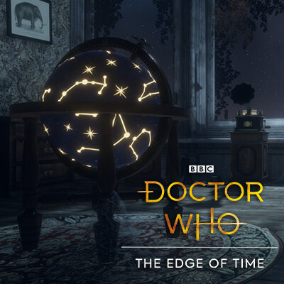 Dr Who-The Edge of Time