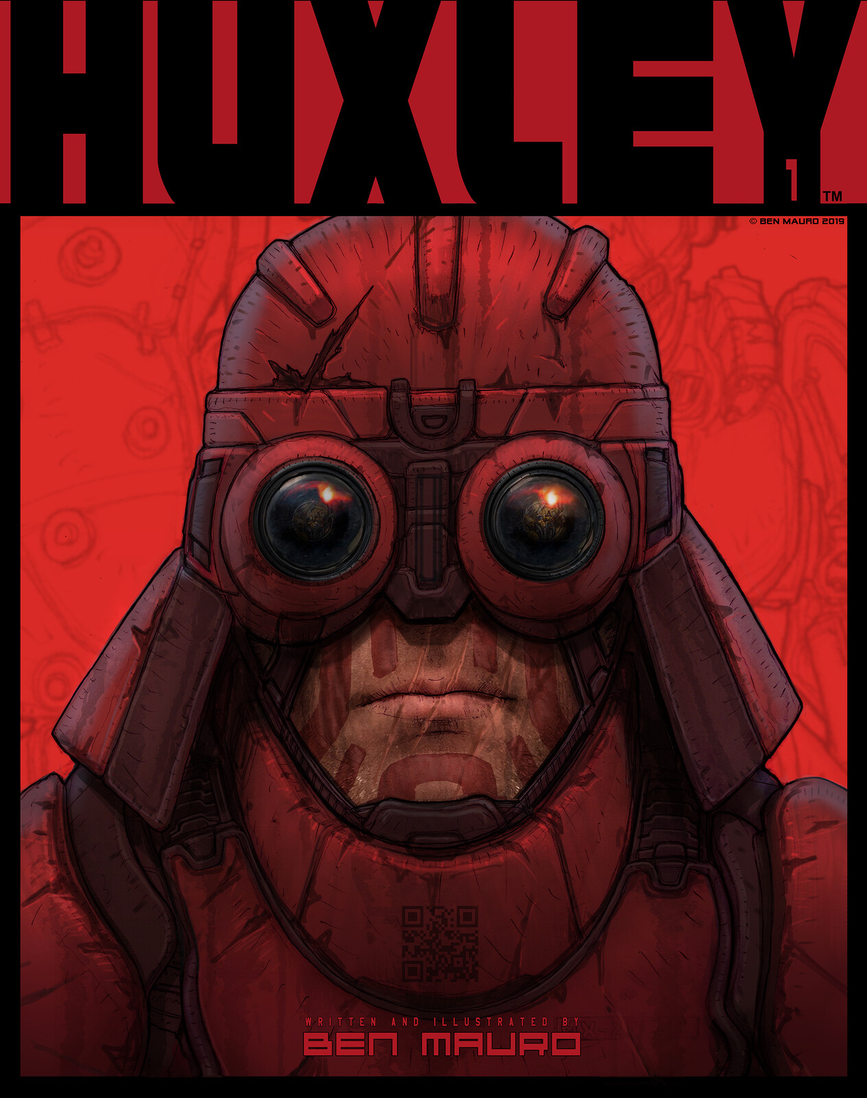 HUXLEY™ GRAPHIC NOVEL Part 1