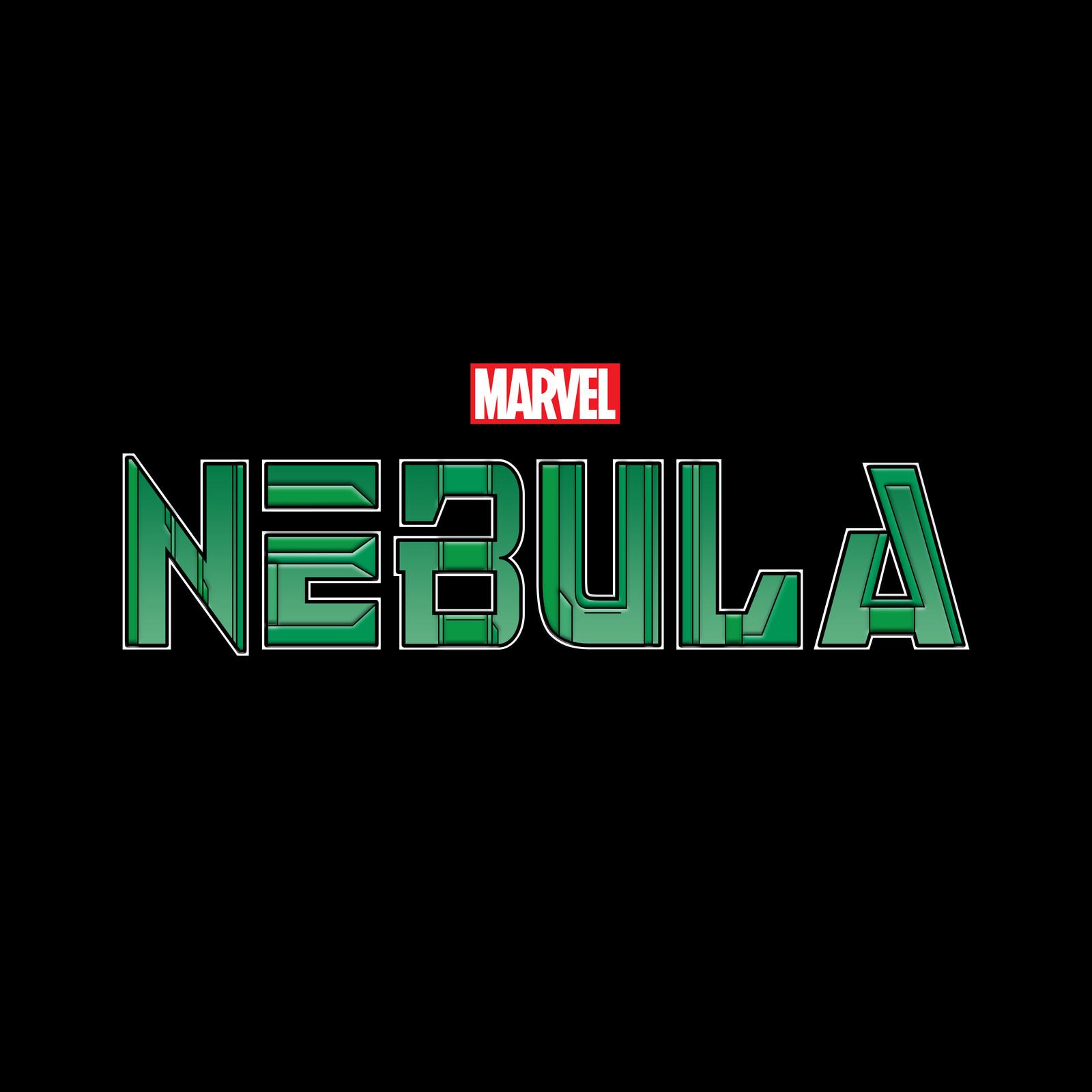 Marvel's NEBULA Logo Design