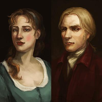 Adela quiles portraits