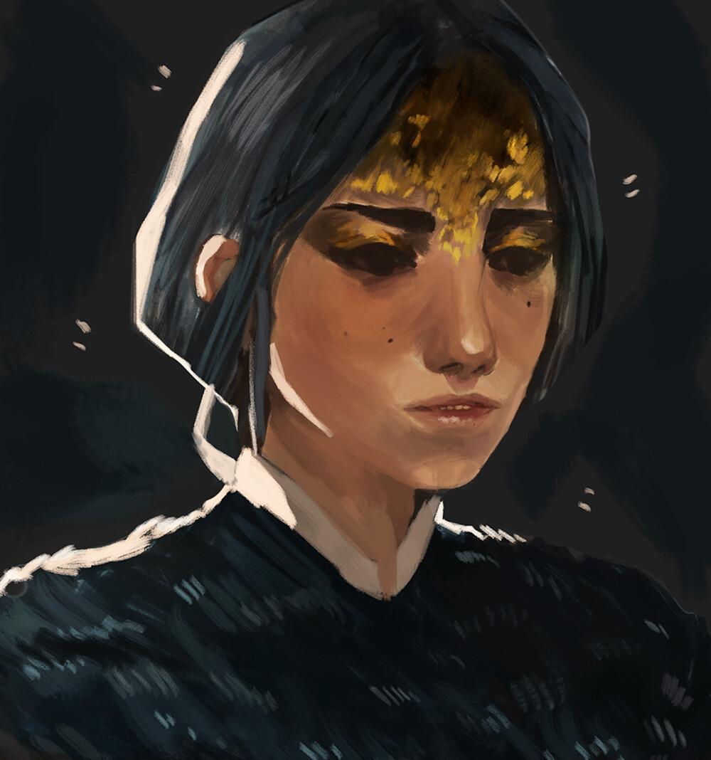 Ritual maiden