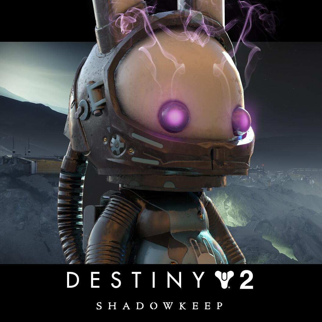 Destiny 2: Shadowkeep - Jade Rabbit