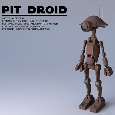Andre wahl pitdroid perspective