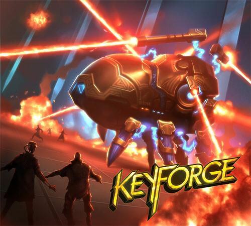Keyforge: Worlds Collide 1