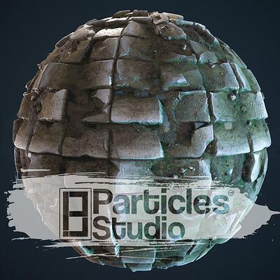 Wet Stones Procedural Texture