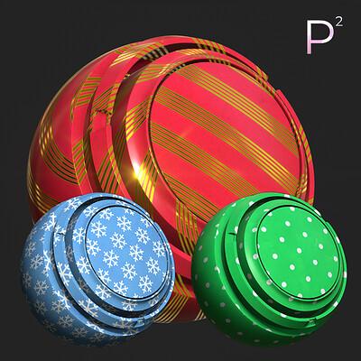 Polygon pushers wrappingpaper720x720