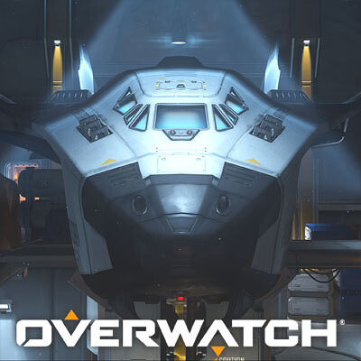 Overwatch - Watchpoint: Gibraltar