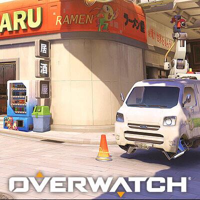 Overwatch - Hanamura