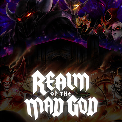 Saturn fiftyone realmofthemadgod sf cover